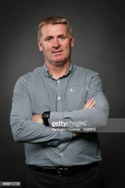 Brentford manager Dean Smith during the EFL Managers Feature Shoot