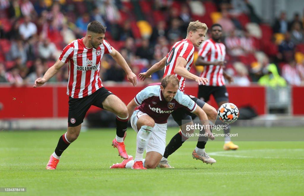 Brentford v West Ham United - Pre Season Friendly : News Photo