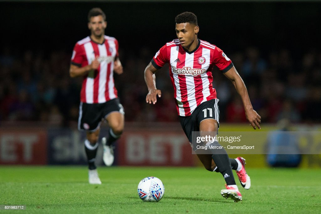 Brentford v Bristol City - Sky Bet Championship : News Photo