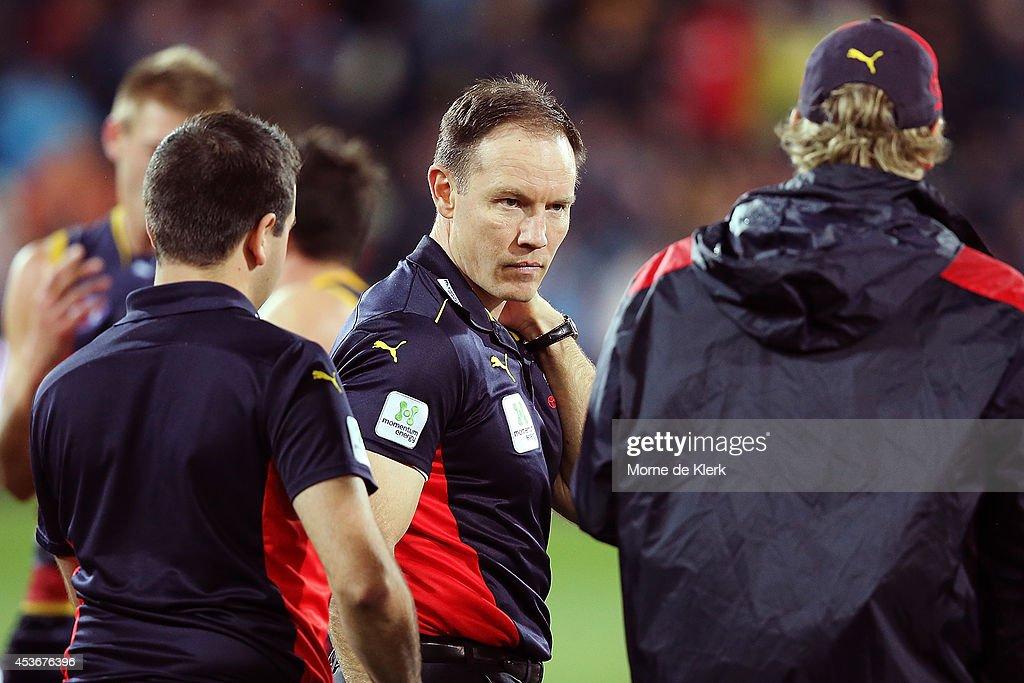 AFL Rd 21 - Adelaide v Richmond