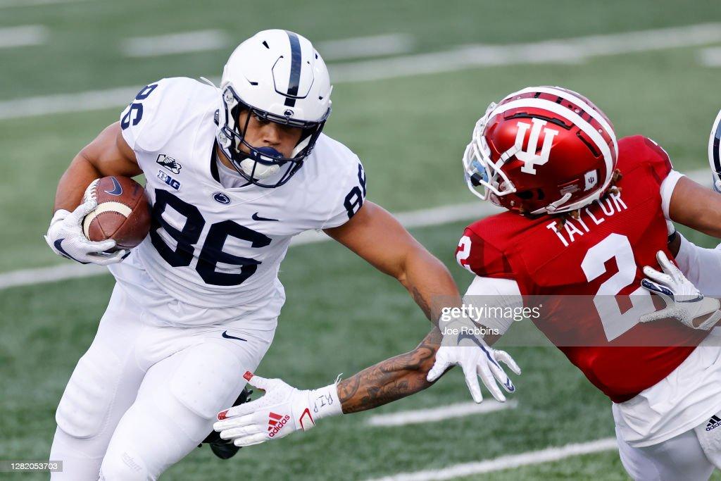 Penn State v Indiana : ニュース写真