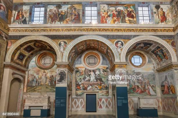 Brescia, Coro delle Monache - Italy