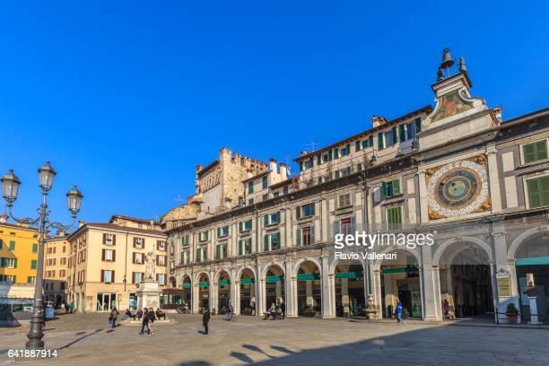 Brescia, Piazza della Loggia - Italy