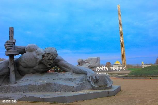 Brest Festung Sowjetunion, das War Memorial, Weißrussland