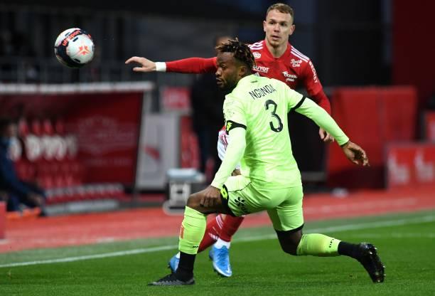 FRA: Stade Brest v Dijon FCO - Ligue 1