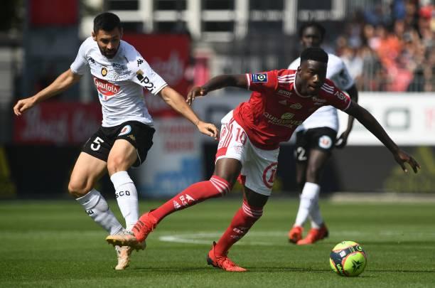 FRA: Stade Brestois 29 v Angers SCO - Ligue 1 Uber Eats