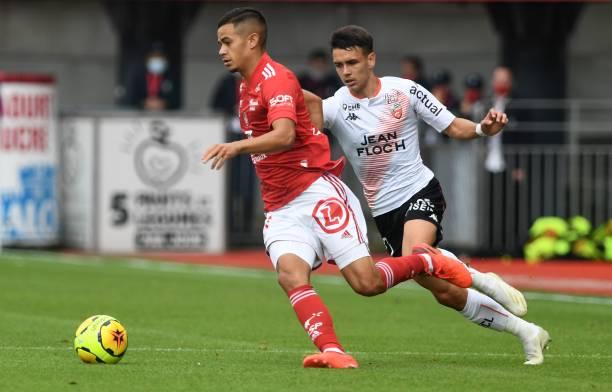 FRA: Stade Brest v FC Lorient - Ligue 1