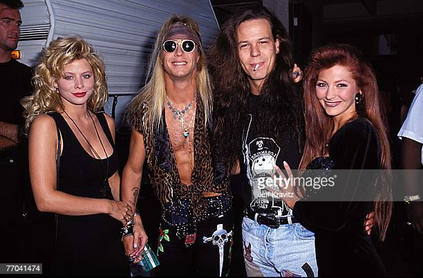 Bret Michaels and Bobby Dall