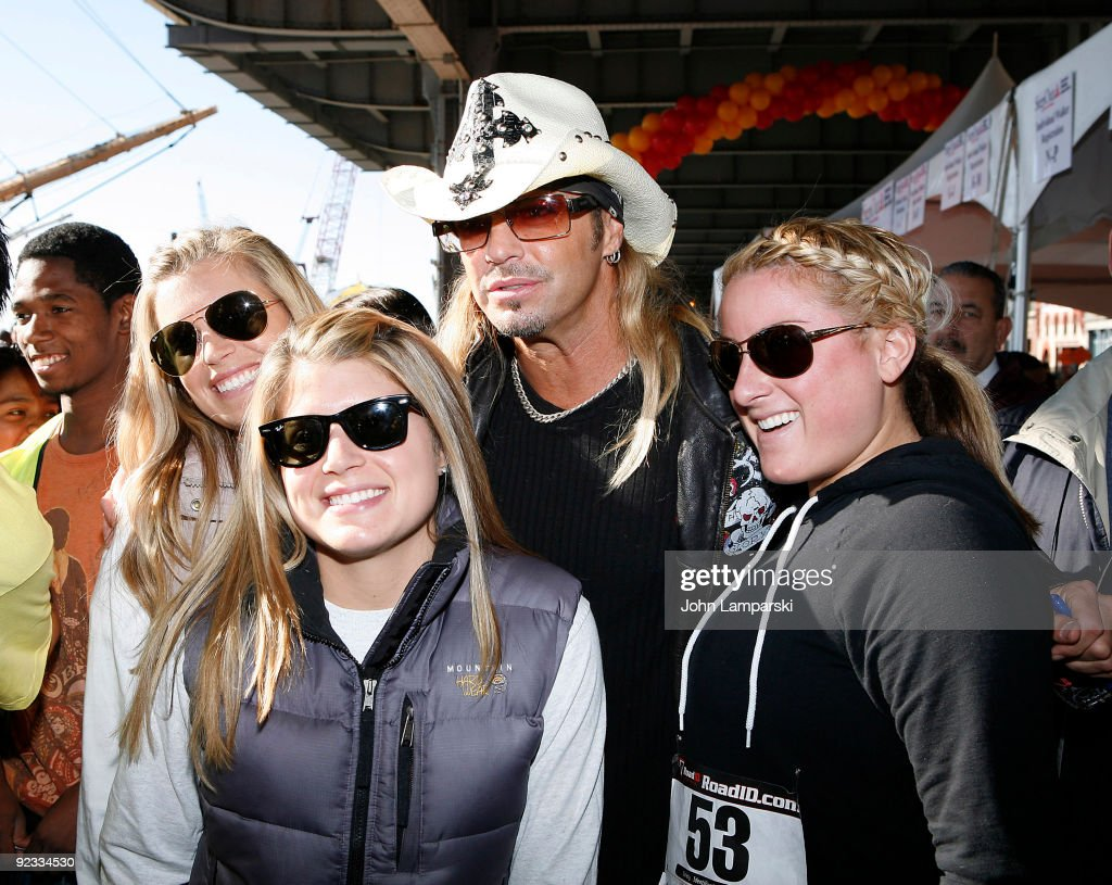 Bret Michaels attends the American Diabetes Association's StepOut New York Fundraiser at South Street Seaport on October 25, 2009 in New York City.
