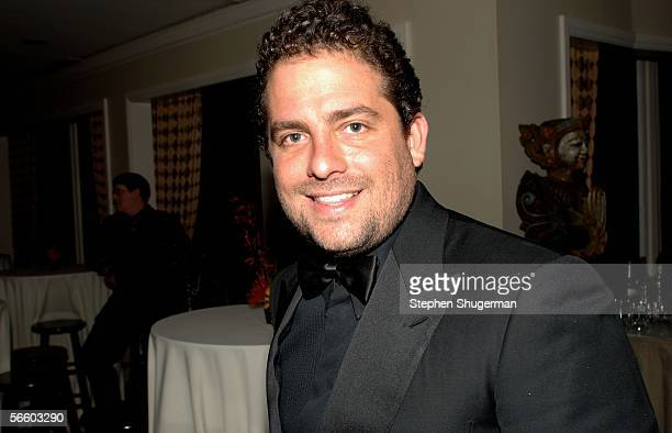 Bret Ratner attends the FOX Golden Globe after party held at the Beverly Hilton on January 16 2006 in Beverly Hills California