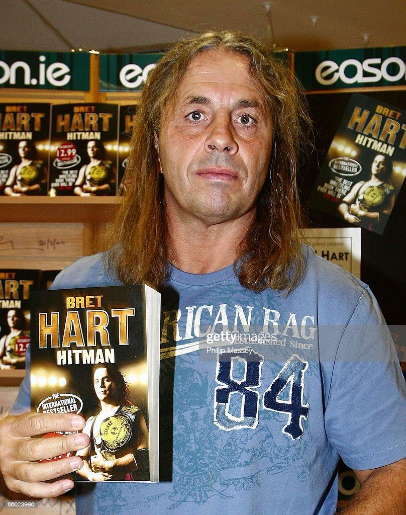 Bret Hart Book