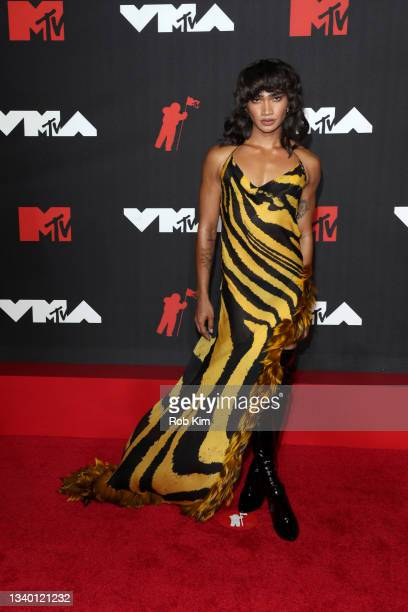 Bretman Rock attends the 2021 MTV Video Music Awards at Barclays Center on September 12, 2021 in the Brooklyn borough of New York City.