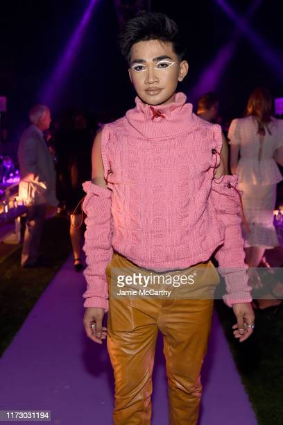 Bretman Rock attends the Brandon Maxwell Front Row during New York Fashion Week The Shows on September 07 2019 in New York City
