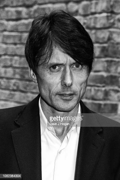 Brett Anderson arrives at the Q Awards 2018 in association with Absolute Radio held at The Roundhouse on October 17 2018 in London England
