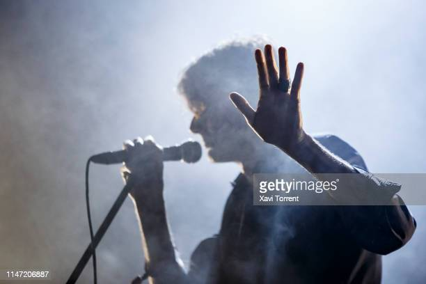 Brett Anderson of Suede performs in concert during Primavera Sound on May 31 2019 in Barcelona Spain