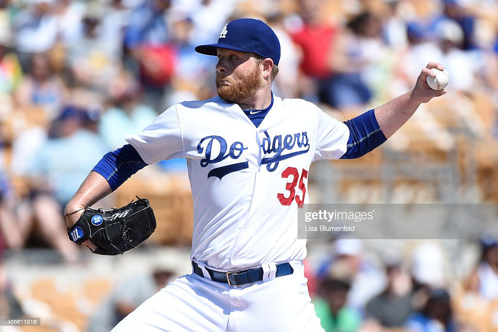 Cleveland Indians v Los Angeles Dodgers : News Photo