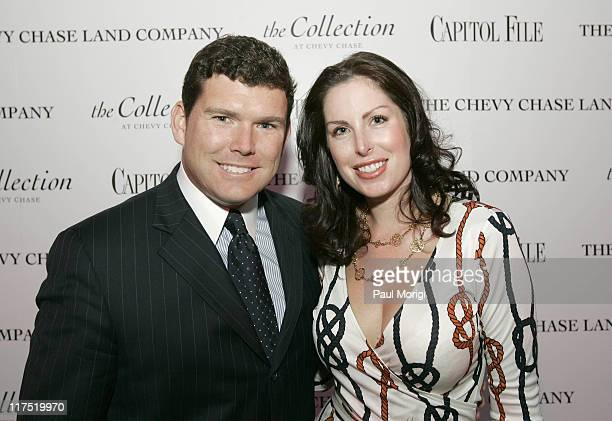 Brett Baier and Amy Baier at the grand opening of The Collection at Chevy Chase hosted by Capitol File Magazine