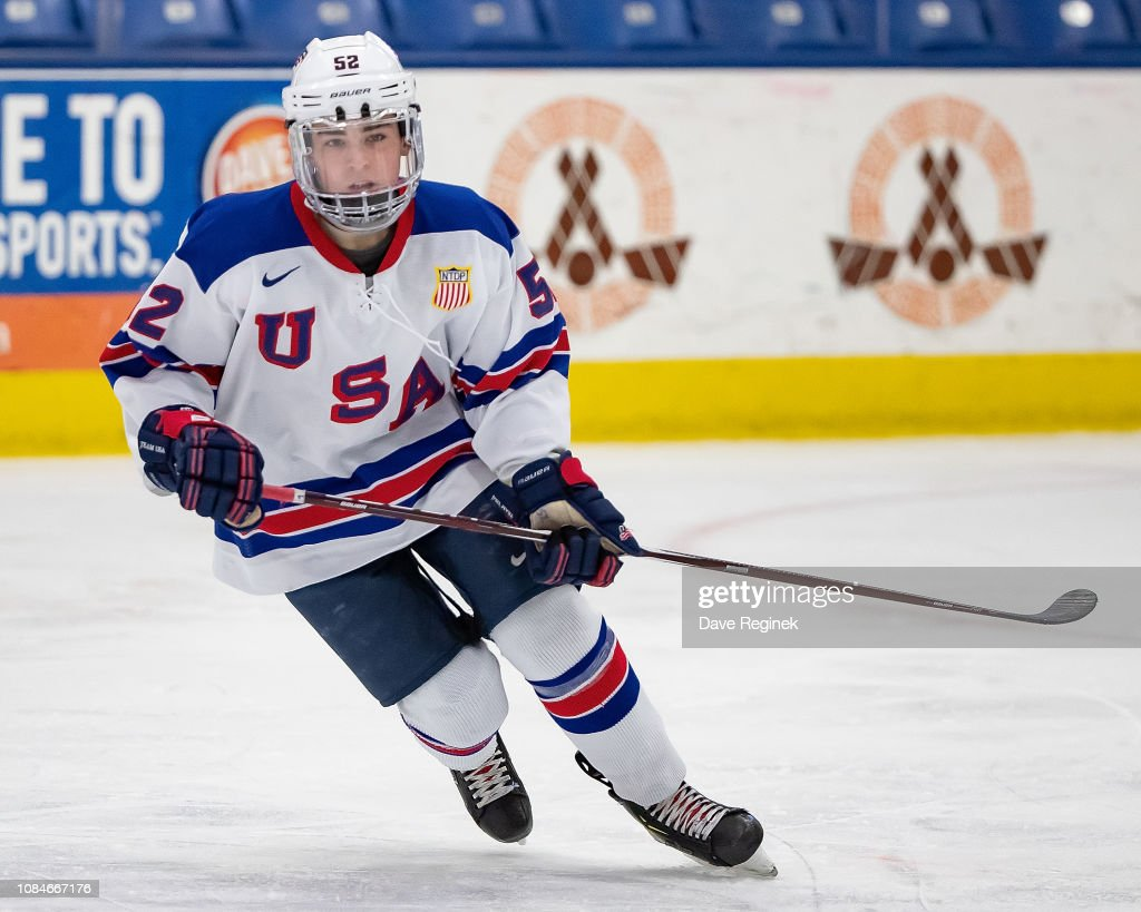 2018 Under-17 Four Nations Tournament - USA vs Slovakia : News Photo