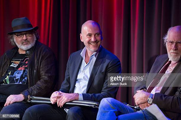 Brett Berns onstage during Bert Berns Event at The GRAMMY Museum on December 1 2016 in Los Angeles California
