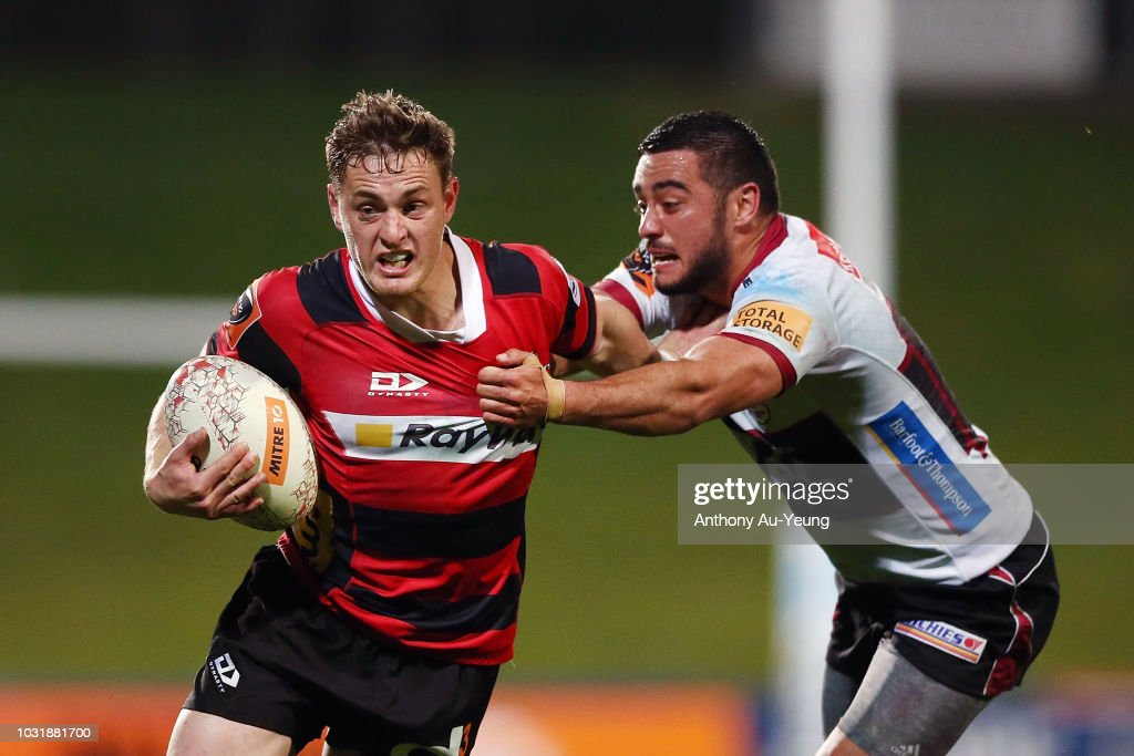 Mitre 10 Cup Rd 5 - North Harbour v Canterbury : News Photo