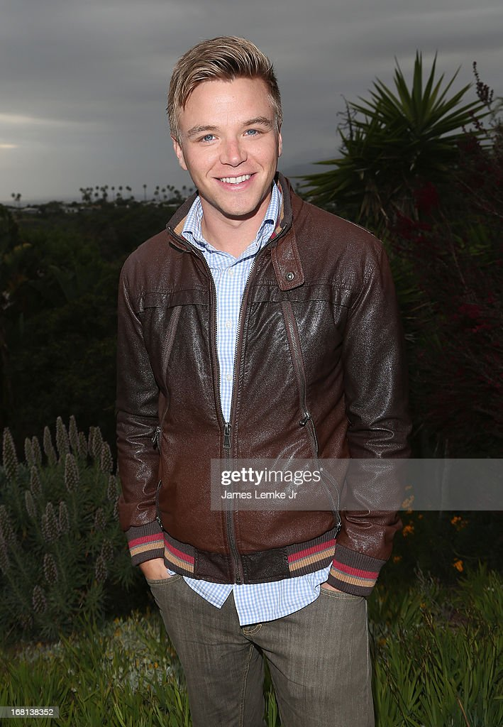Brett Davern attends Adam Carolla's Cinco De Mangria party benefiting Children's Hospital Los Angeles on May 5, 2013 in Malibu, California.