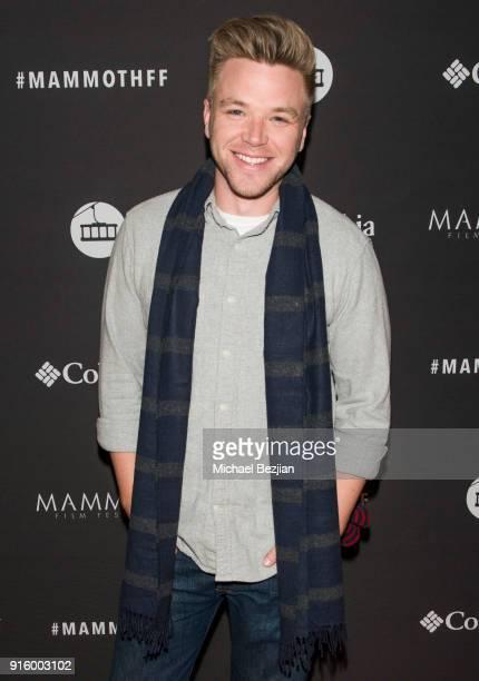 Brett Davern attends Mammoth Film Festival on February 8 2018 in Mammoth Lakes California