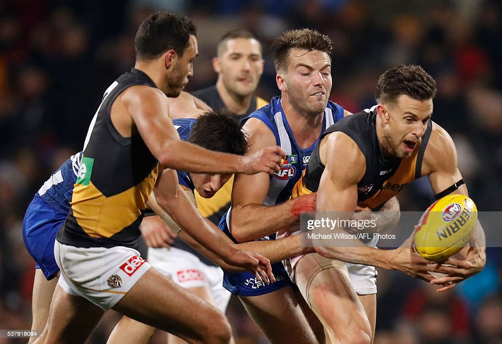 AFL Rd 11 - North Melbourne v Richmond