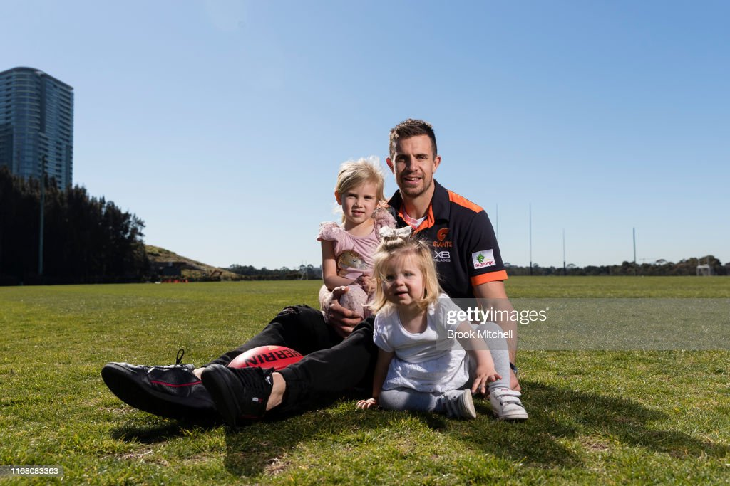 GWS Giants Media Opportunity : News Photo