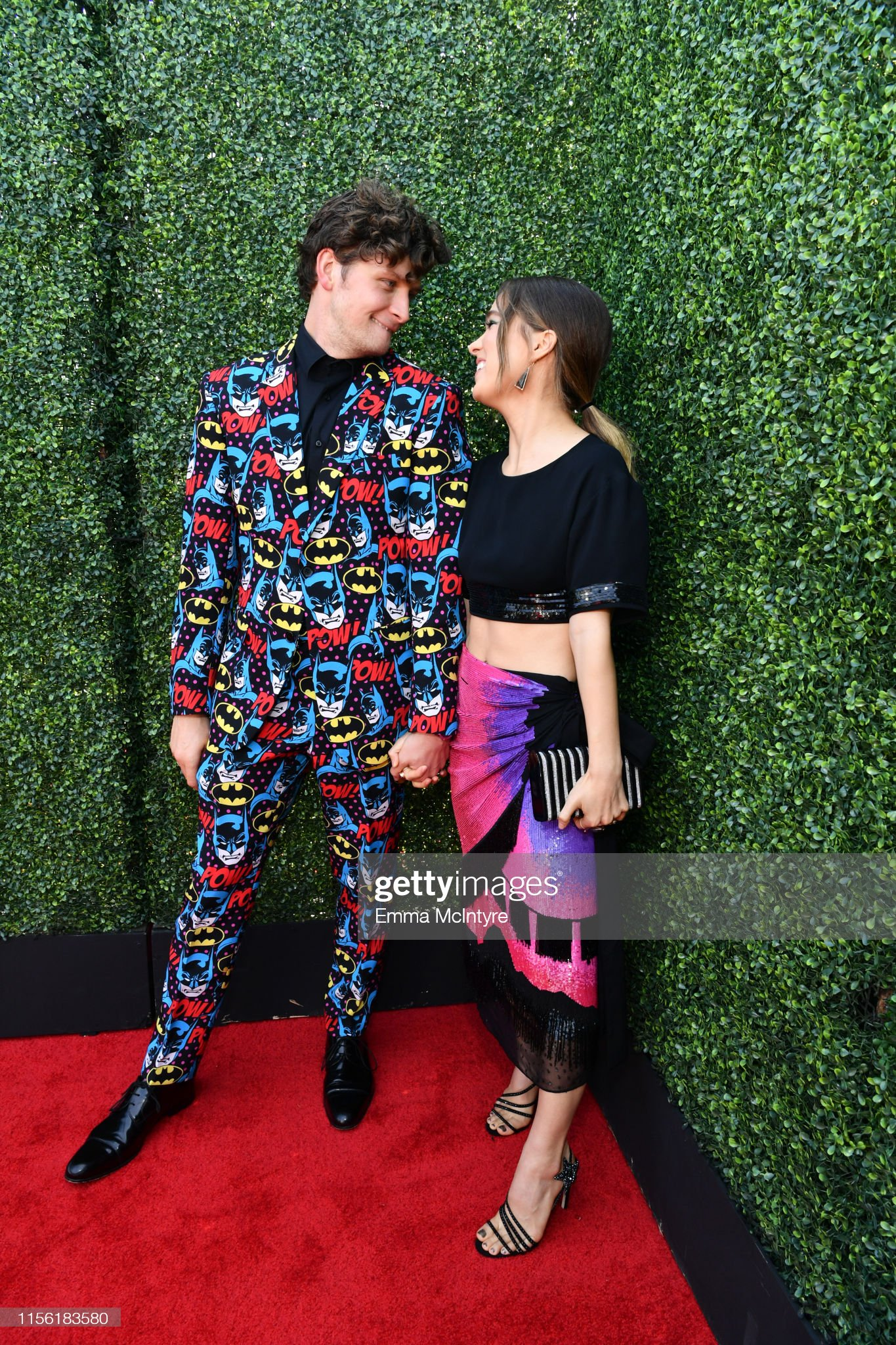 brett-dier-and-haley-lu-richardson-attend-the-2019-mtv-movie-and-tv-picture-id1156183580