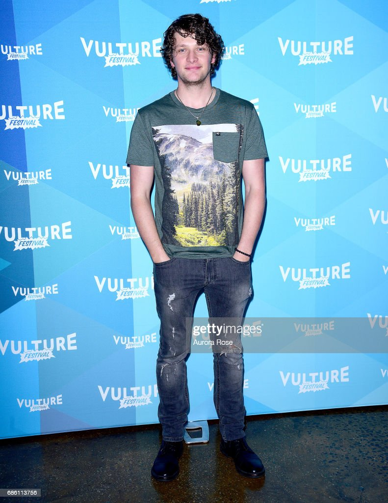 Brett Dier attends the 'Jane The Virgin' Screening during the Vulture Festival at Milk Studios on May 20, 2017 in New York City.