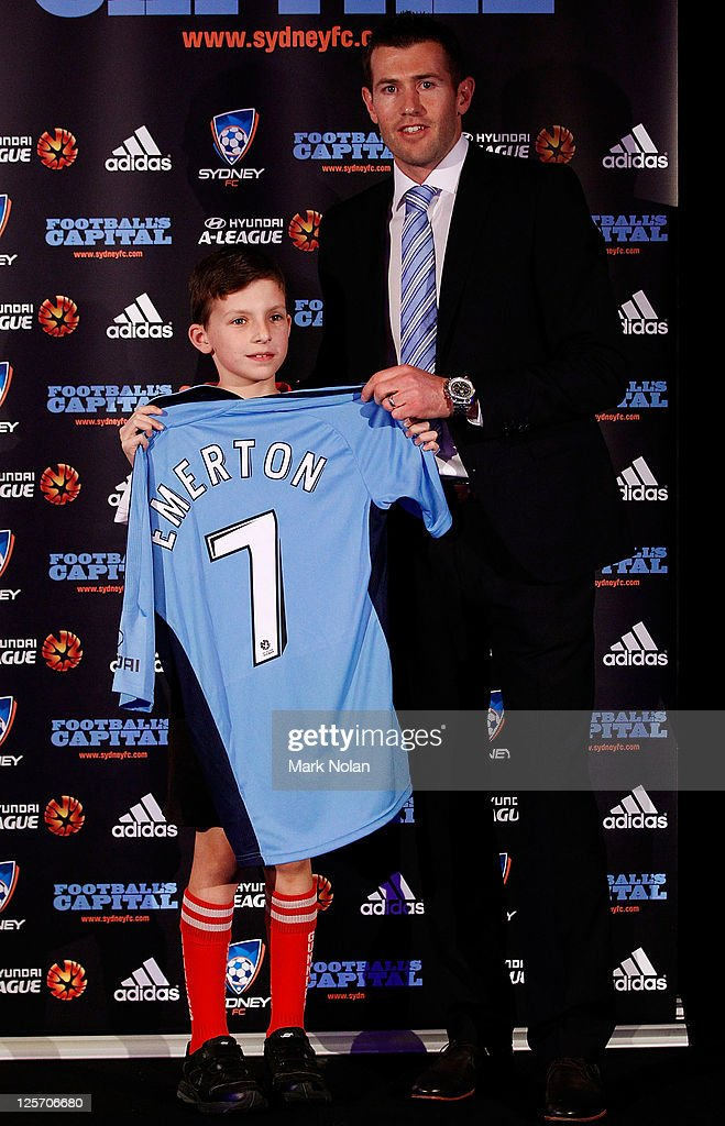 Sydney FC Season Launch