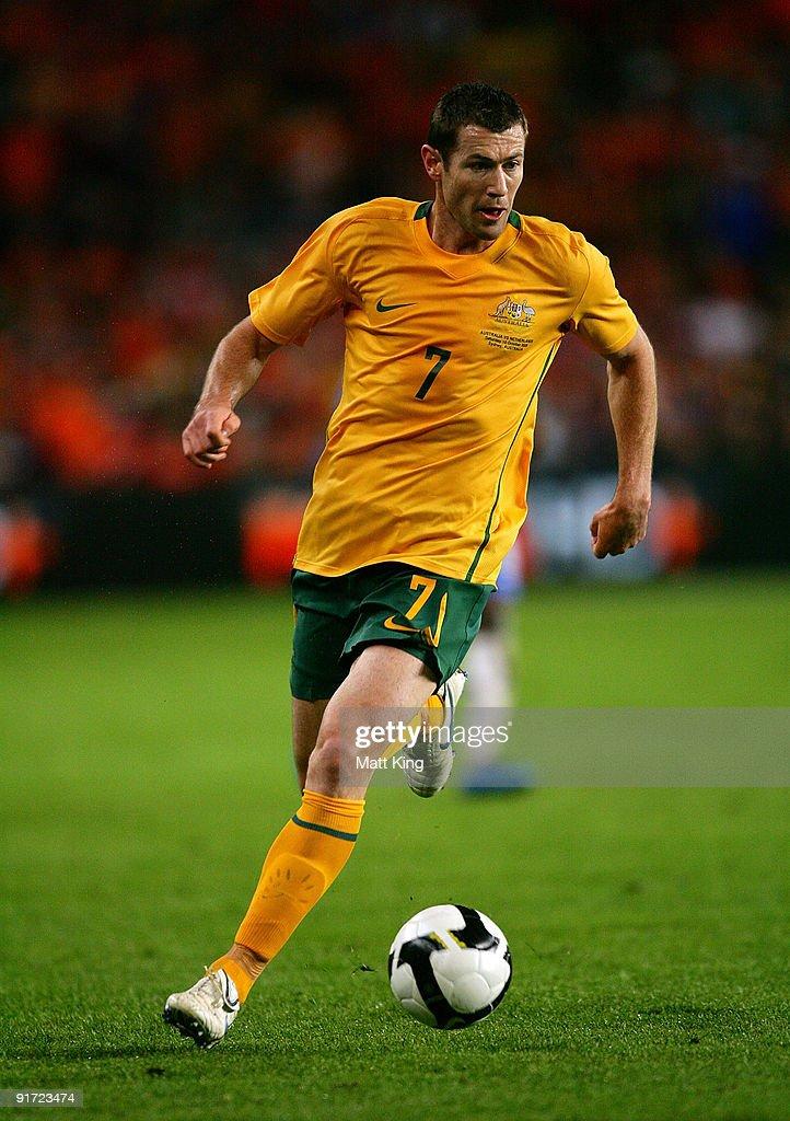 Australia v Netherlands -International Friendly
