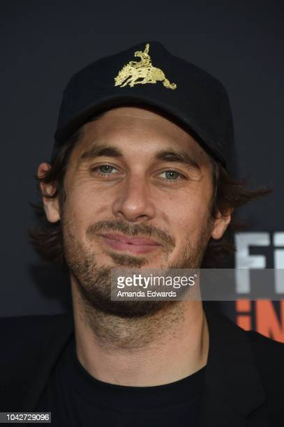 """Brett Fallentine attends the Closing Night Screening of """"Nomis"""" during the 2018 LA Film Festival at ArcLight Cinerama Dome on September 28, 2018 in..."""