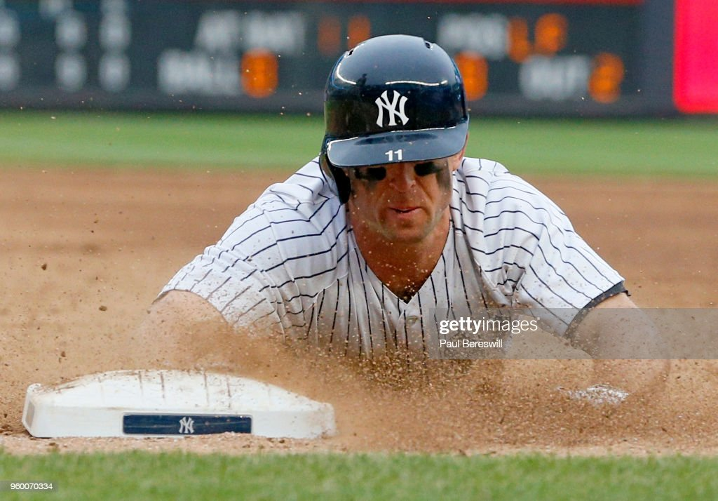 Oakland Athletics vs New York Yankees : News Photo