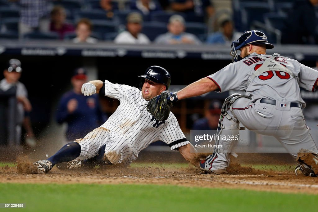 Minnesota Twins v New York Yankees : News Photo