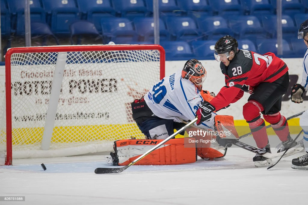 2017 World Junior Summer Showcase : News Photo