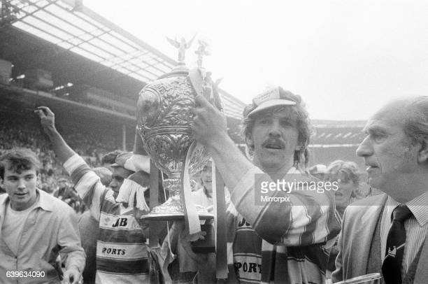 Brett Kenny Wigan 2824 Hull Rugby League Challenge Cup Final Wembley Stadium London Saturday 4th May 1985