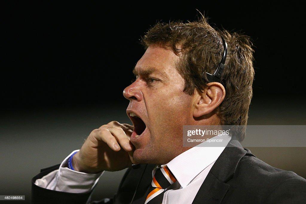 NRL Rd 21 - Wests Tigers v Storm