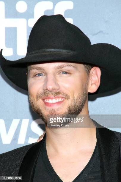 Brett Kissel attends the 2018 TIFF Tribute Gala honoring Piers Handling and celebrating women in film at Fairmont Royal York on September 7 2018 in...