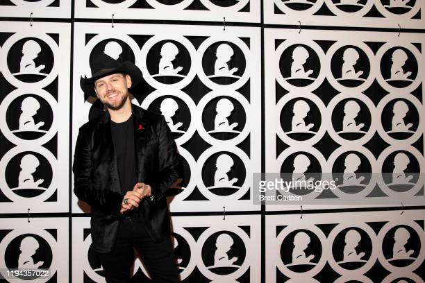 Brett Kissel attends the Country Cares for St Jude Kids Seminar at The Peabody on January 17 2020 in Memphis Tennessee
