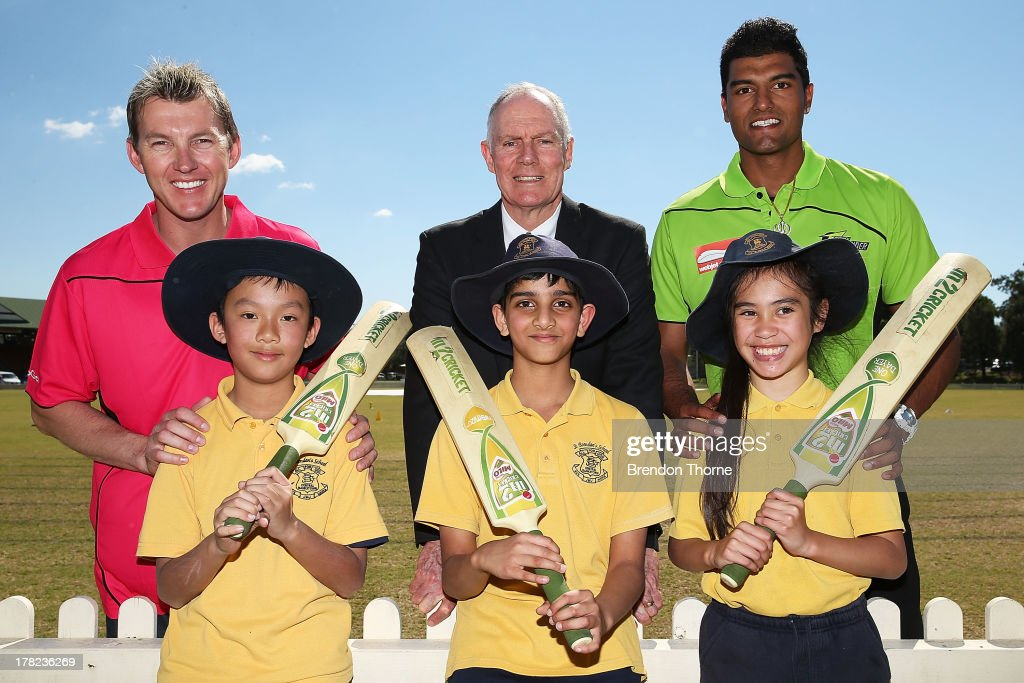 Cricket Australia Community Event & BBL Announcement 2013
