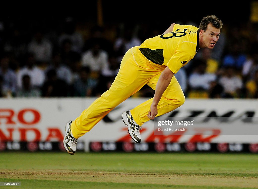Australia v Zimbabwe: Group A - 2011 ICC World Cup