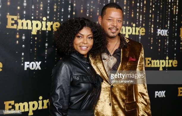 Brett Mahoney attends 'Empire' season 5 premiere at Lafayette on September 24 2018 in New York City