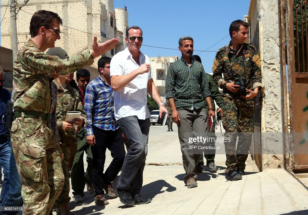 SYRIA-CONFLICT-US-ARMY : News Photo