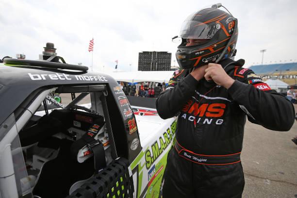 IA: NASCAR Gander Outdoor Truck Series - Day 1 Practice