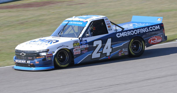 CAN: NASCAR Gander Outdoor Truck Series - Canadian Tire - Qualifying