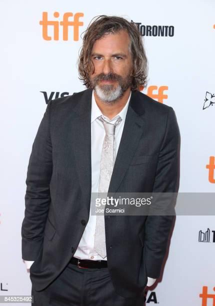 Brett Morgen attends theJane premiere during the 2017 Toronto International Film Festival at Winter Garden Theatre on September 10 2017 in Toronto...