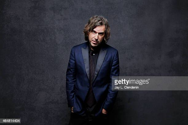 Brett Morgen is photographed for Los Angeles Times at the 2015 Sundance Film Festival on January 24 2015 in Park City Utah PUBLISHED IMAGE CREDIT...