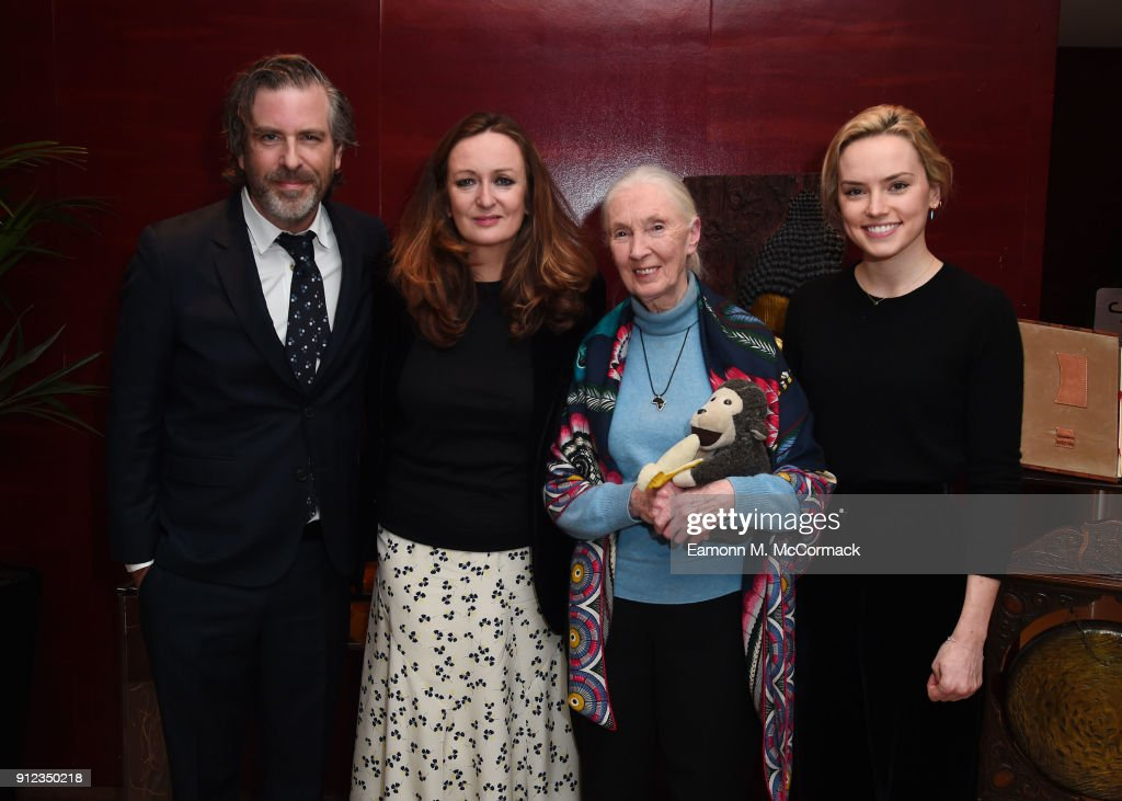 Porter Magazine hosts Incredible Women Talk evening with Dr Jane Goodall