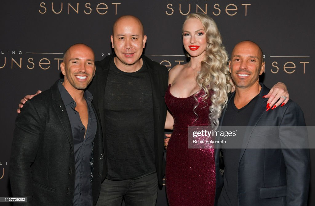"""CA: Christine Quinn Hosts Netflix's """"Selling Sunset"""" Private Viewing Party"""